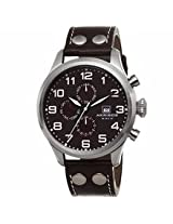 Akribos Xxiv Brown Matte Mens Watch Ak664Br