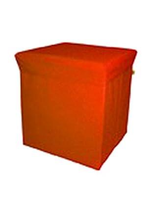 phoenix home Aufbewahrungsbox orange