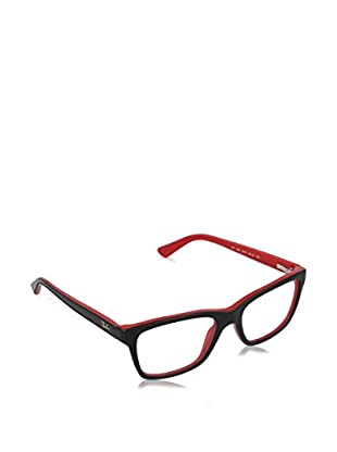 Ray-Ban Gestell 1536 357348 (48 mm) schwarz/rot