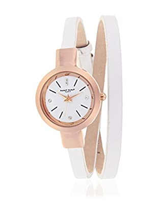 Naf Naf Reloj de cuarzo Woman Dble Turn Classic 26 mm