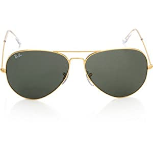 Ray-Ban Aviator Sunglasses (Gold) (RB3026