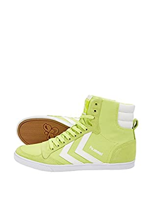 Hummel Sneaker Slimmer Stadil High (hellgrün)
