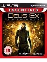 Deus Ex Human Revolution (PS3) (UK IMPORT)