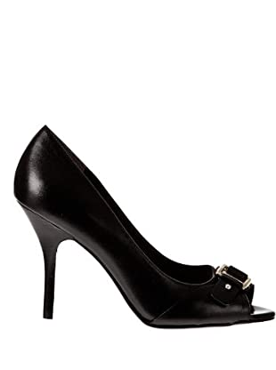 Guess Bags & Accessories Zapatos Peep Toe (negro)