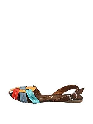 Bueno Shoes Sandalias Planas Tiras