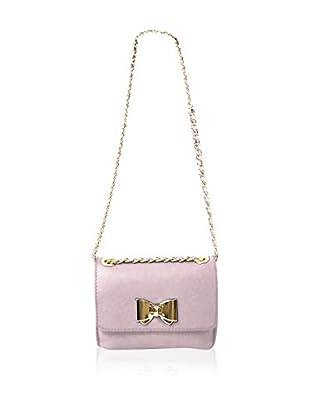 Carla Belotti Bolso asa al hombro Handbag Celestina Pink