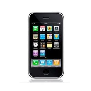 Apple iPhone 3GS (Black, 8GB)