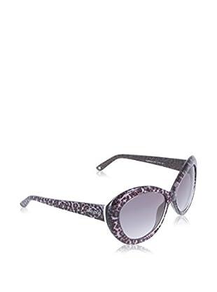 Jimmy Choo Sonnenbrille Jim Valentina S87/ Lf (57 mm) grau