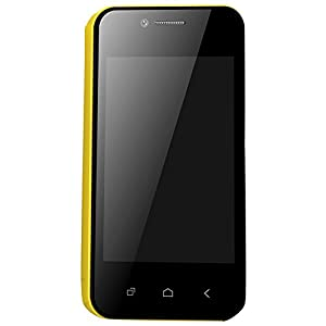 Celkon Campus One A354C (Yellow)
