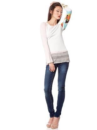 Custo Camiseta Batch (Multicolor)