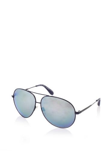 Marc by Marc Jacobs Women's MMJ 226/S Sunglasses (Blue/Blue)
