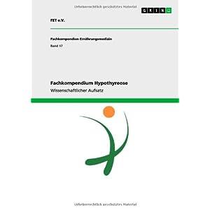 Fachkompendium Hypothyreose