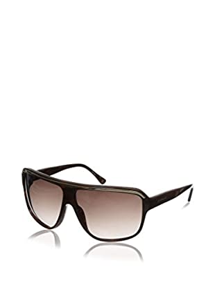 Givenchy Women's SGV824 Sunglasses, Brown Wood Effect