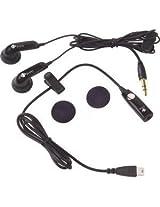 HTC (OEM) Stereo Headphones + Headset Adapter