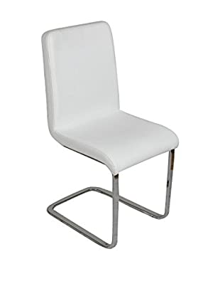 Modern Home Stuhl weiß