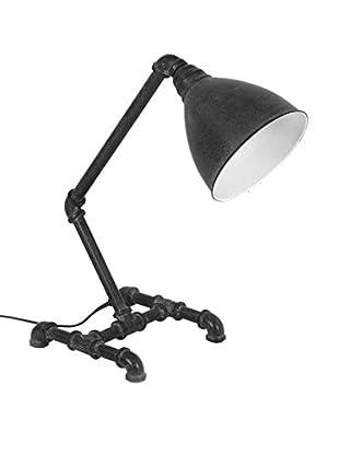 Metal Desk Lamp, Black