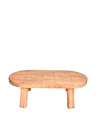 French Farm House Coffee Table, Blonde