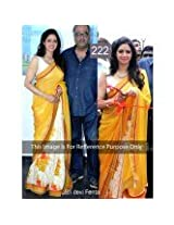 BOLLYWOOD SRI DEVI FENTA QUEEN DESIGNER SAREE 222