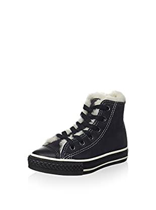Converse Hightop Sneaker All Star Hi Suede Shearling