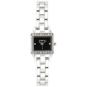 Timex Fashion Analog Black Dial Women's Watch - UF06