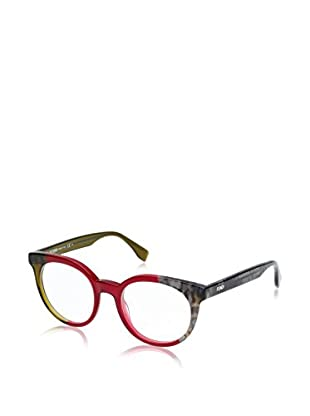 Fendi Montatura Fendi Frame Ff 0065 Mxx/20 (49 mm) Rosso