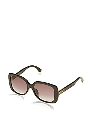 Fendi Occhiali da sole 0014/F/S_7SY (70 mm) Nero