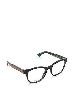 Gucci Montura 0005O_006 (53 mm) Negro / Verde