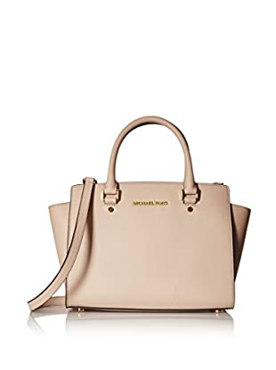 MICHAEL Michael Kors Women's Selma Medium Satchel, Ballet