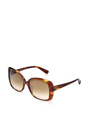 Valentino Occhiali da sole V-618S-725 (56 mm) Avana