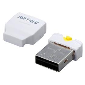 : バッファローコクヨサプライ BUFFALO カードリーダー/ライター microSD対応 超コンパクト ホワイト BSCRMSDCWH