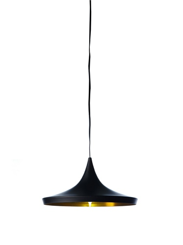 Kirch & Co. Jetson Pendant Lamp (Black/Gold)