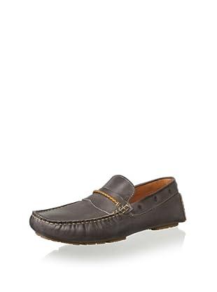 Bacco Bucci Men's Massano Loafer (Brown)