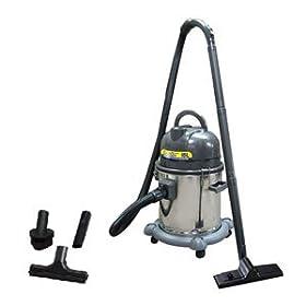 【クリックで詳細表示】ステンレスバキュームクリーナー 乾湿両用型&ブロア掃除機 VAC-2500S ※70088: ホーム&キッチン
