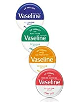 VASELINE Lip Therapy ROSY LIPS with Rose and Almond Oil 20g [Personal Care]
