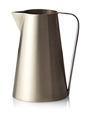 Calvin Klein Collection Iconic Short Pitcher, Silver