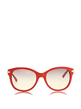 Moschino Gafas de Sol 63807 (56 mm) Rojo