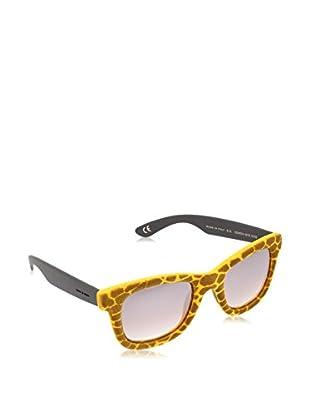 Italia Independent Sonnenbrille 0090V.GIR.000GIR.000 (50 mm) gelb