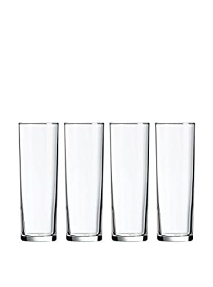 Arc International Set of 4 Barcraft 13-Oz. Hi-Ball Glasses