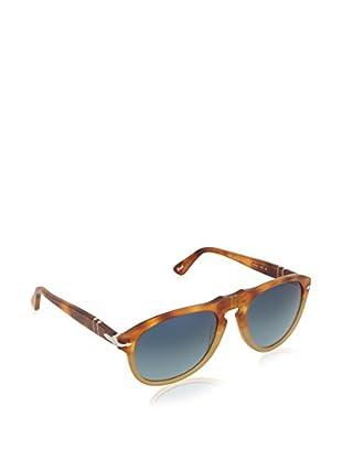 Persol Gafas de Sol Polarized 649 1025S3 (54 mm) Tabaco