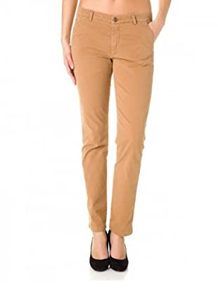 7 for all Mankind Chino Roxanne Cotton Drill (Beige)