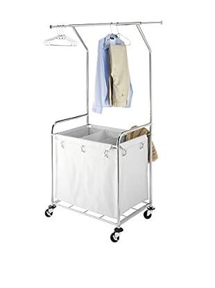 Whitmor Commercial Laundry Center, Chrome