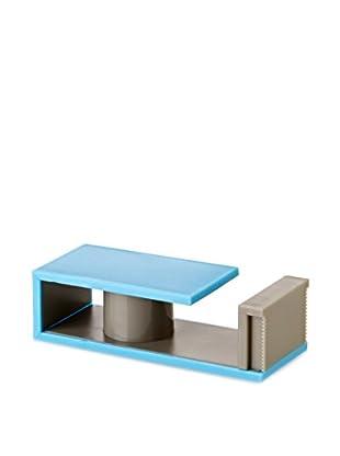 mt Masking Tape Magnetic Tape Cutter, Blue/Grey