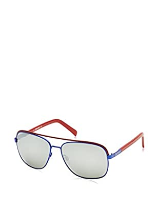 Just Cavalli Sonnenbrille JC655S (59 mm) blau/rot