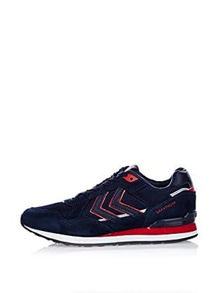 Hummel Sneaker Marathona Low (blau)