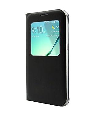 Unotec Funda Flip-S Samsung Galaxy S6 Negro