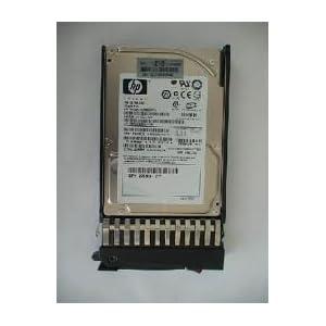 【クリックで詳細表示】HP SAS ハードディスク ドライブ146GB 10krpm ホットプラグ 2.5型 6G (507125-B21)