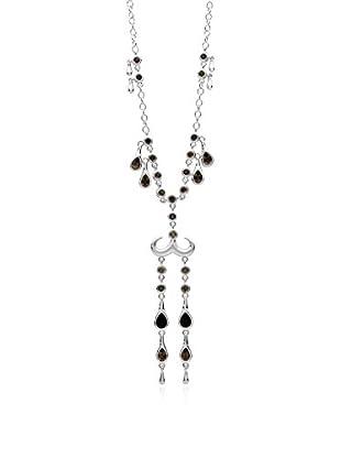 Lucy Q Halskette Sterling-Silber 925
