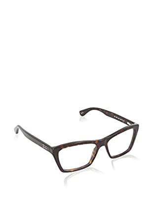 Ray-Ban Gestell 5316 201253 (53 mm) havanna