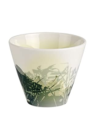 Villeroy & Boch AG Porta Velas Pequeño Little Gallery Candles Imperio Green