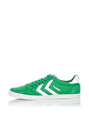 Hummel Sneaker Slimmer Stadil Low (grün)